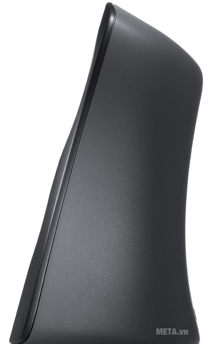 Vóc dáng loa vệ tinh Logitech Speaker System Z313 - EU thanh mảnh