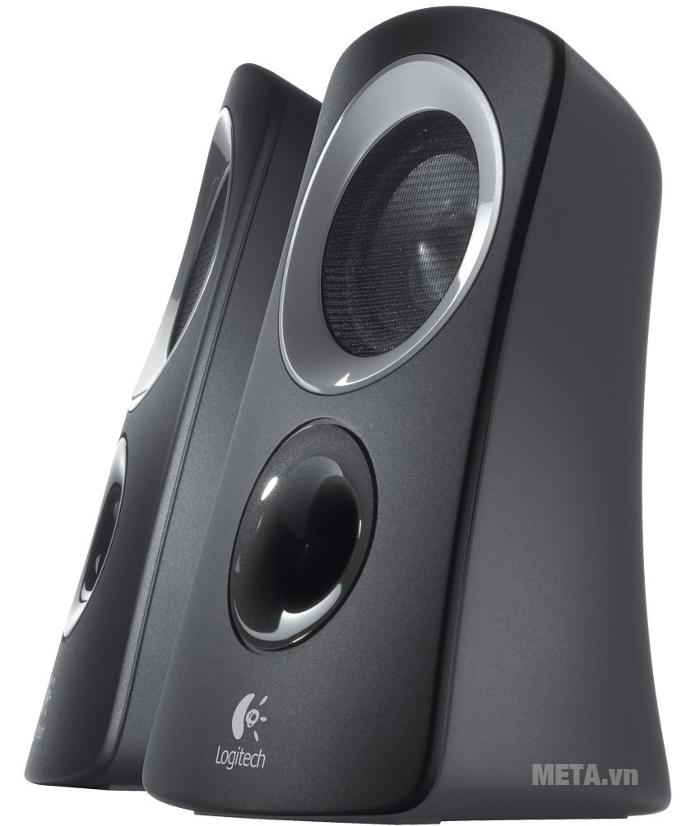 Loa Logitech Speaker System Z313 cùng âm thanh đầy nội lực với công suất 25 Watts(RMS)
