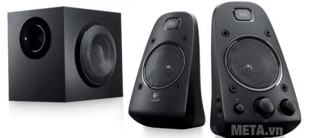 Dàn loa Speaker System Z623 - EU mạnh mẽ âm vang cùng công suất 200W