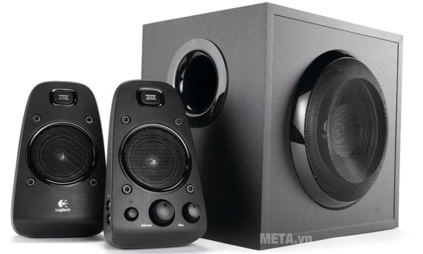 Bộ 3 loa Speaker System Z623 - EU thiết kế đầy mạnh mẽ