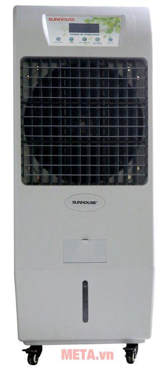 Quạt điều hòa Sunhouse SHD7735 có thân máy bằng nhựa ABS
