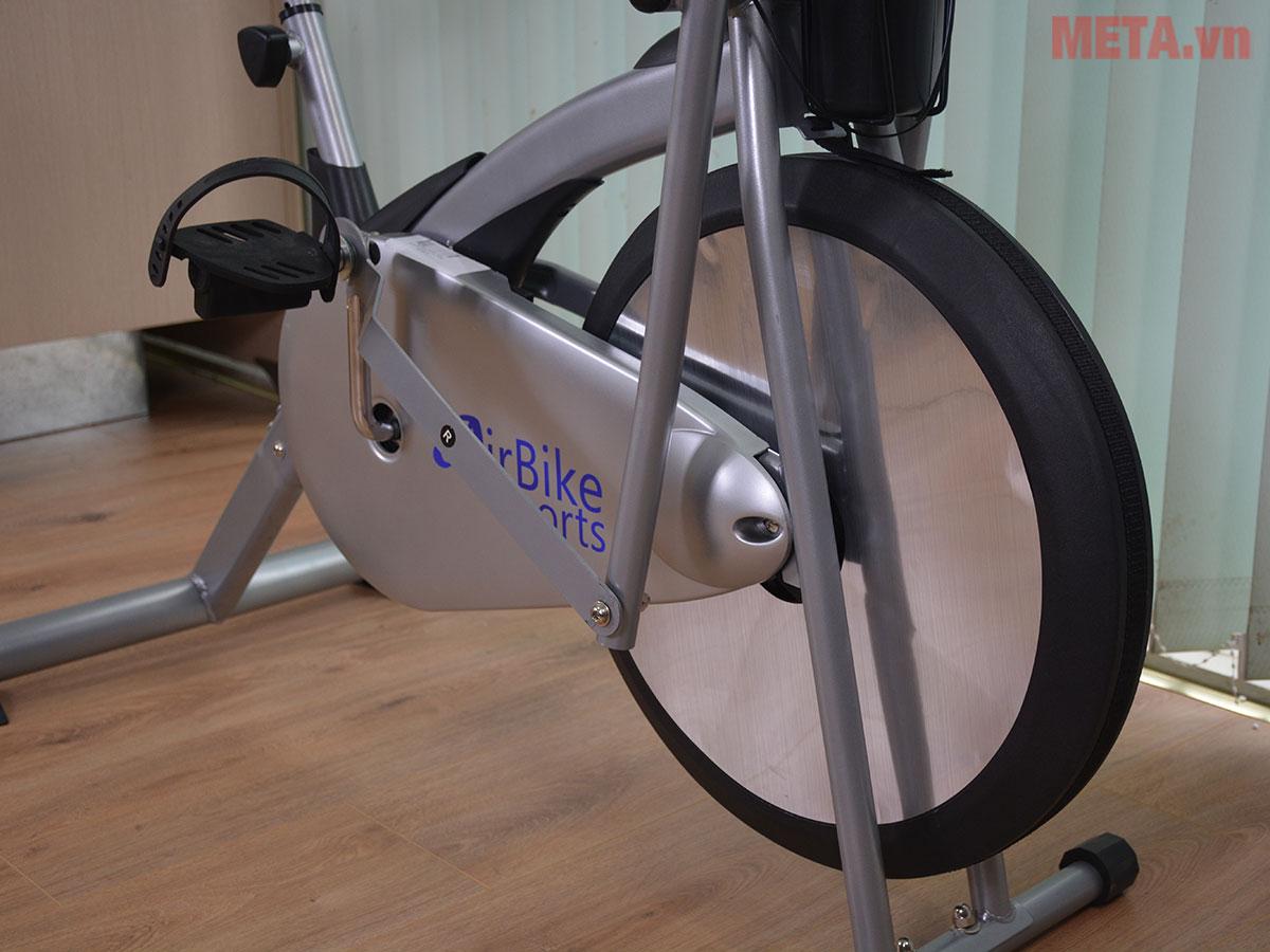 xe đạp tập thể dục air bike (mk98) - xe đạp tập thể thao