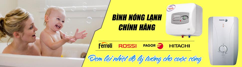 Mua bình nước nóng phòng tắm chính hãng, an toàn tại META.vn