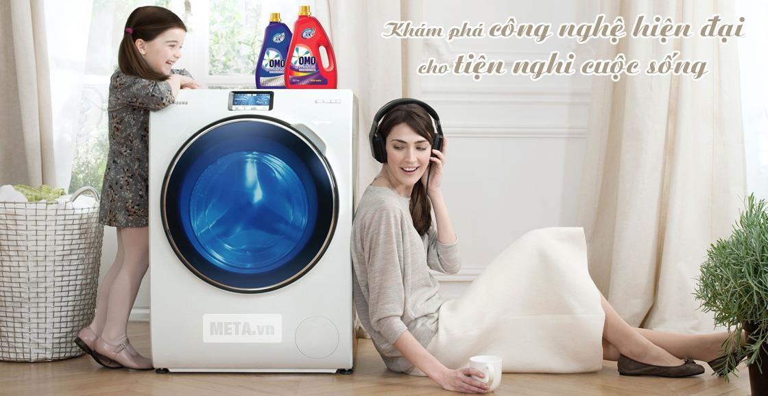 Máy giặt giá tốt, chất lượng cao bán tại META.vn cho tiện nghi cuộc sống