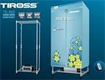 Bí quyết sấy khô quần áo với tủ sấy quần áo Tiross TS-882