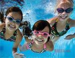 Những lưu ý khi cho trẻ học bơi mùa hè