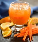 Tự làm sinh tố cam cà rốt tại nhà với máy xay sinh tố