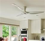 Vì sao quạt trần nhà bạn chỉ có 3 cánh mà quạt trần ở Mỹ hoặc châu Âu lại có tới 4, 5 cánh?