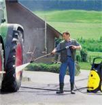 Cách bảo dưỡng máy rửa xe tại nhà