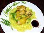 Cách nấu cơm gà thơm ngon và tiện lợi bằng nồi cơm điện
