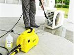 Hướng dẫn vệ sinh điều hòa bằng máy rửa xe mini