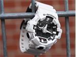 Top đồng hồ G Shock trắng được ưa chuộng nhất