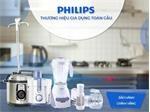 Hãng Philips của nước nào?
