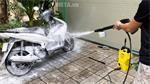 Review máy rửa xe Karcher K2 Compact