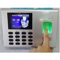 Máy chấm công bằng vân tay và thẻ từ Ronald Jack DG-600BID