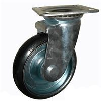 Bánh xe đẩy cao su xoay Ethos 661PRZ130J01 (240kg)