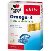 Thực phẩm bảo vệ sức khỏe Doppelherz Aktiv Omega 3 (30 viên)