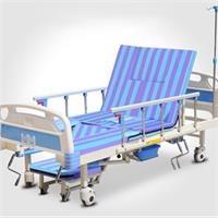 Giường chăm sóc bệnh nhân dùng trong ngành Y NKT E04-IV (Giường DCN05 B02-IV 8 chức năng)