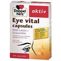 Thực phẩm bổ mắt Doppelherz Aktiv Eye Vital Capsules (30 viên)