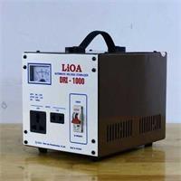Ổn áp 1 pha Lioa 1KVA DRI 1000II (Dải điện áp đầu vào 90V - 250V)