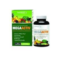 Thực phẩm chức năng bổ sung vitamin tổng hợp Hotchland Nutrition MegaActiv 4639