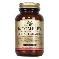 Thực phẩm bảo vệ sức khỏe B-Complex with Vitamin C Solgar (100 viên)