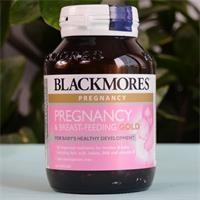Thực phẩm chức năng Blackmores Pregnancy and Breast Feeding Gold