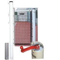 Trụ tennis di động ống kẽm VF-303344