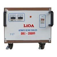Ổn áp 1 pha Lioa 20KVA DRI 20000II (Dải điện áp đầu vào 90V - 250V)