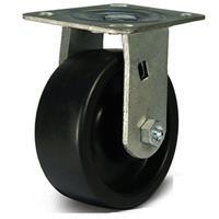 Bánh xe đẩy phenolic chịu nhiệt cố định Ethos 492XHQ125P45 (410kg)