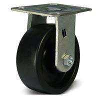 Combo 2 bánh xe đẩy phenolic chịu nhiệt cố định Ethos 492XHQ100P45 (318kg)