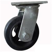 Combo 2 bánh xe đẩy cao su xoay Ethos 491XRQ125P45 (205kg)
