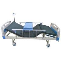 Giường bệnh nhân 2 tay quay Akiko A83