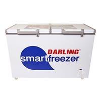 Tủ đông Darling Smart DMF-3699WS ( 1 đông, 1 mát, 370 lít)