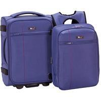 Bộ vali balo laptop Macat V8T 18 inch