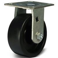 Bánh xe đẩy phenolic chịu nhiệt cố định Ethos 492XHQ160P45 (431kg)