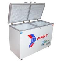 Tủ đông 2 ngăn đông mát Sanaky VH-3699W3 -  360 lít