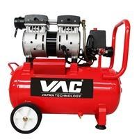 Máy nén khí không dầu VAC2202 (Mô tơ dây đồng)