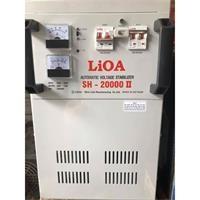 Ổn áp 1 pha Lioa 20KVA SH 20000II (Dải điện áp đầu vào 150V - 250V)