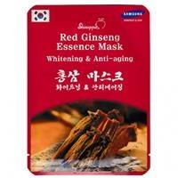 Mặt nạ dưỡng da hồng sâm Hàn Quốc Red Ginseng Essence Mask (10 chiếc)