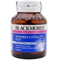 Thực phẩm chức năng Blackmores Women's Vitality Multi