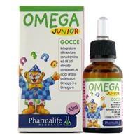 Omega Junior - Hỗ trợ phát triển não bộ và mắt (30ml)
