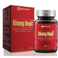 Khang dược - Viên uống sinh lý nam (Lọ 30 viên)