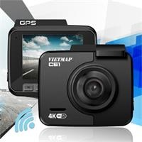Camera hành trình VietMap C61 Pro (cảnh báo giao thông bằng giọng nói)