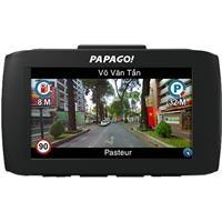 Camera hành trình VietMap Papago 51G (ghi hình với tên đường di chuyển)