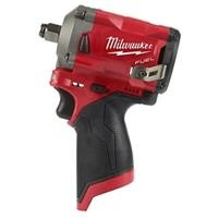 Thân máy vặn ốc bu lông pin 12V Milwaukee M12 FIWF12-0 (Không pin và sạc)
