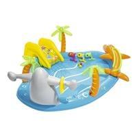 Bể bơi phao cầu trượt đại dương Bestway 53067