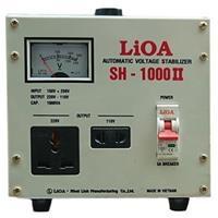 Ổn áp 1 pha Lioa 1KVA Lioa SH 1000 II