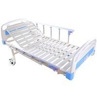 Giường bệnh nhân 1 tay quay kín Lucass GB-1A