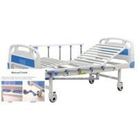 Giường bệnh nhân 2 tay quay kín Lucass GB-2A
